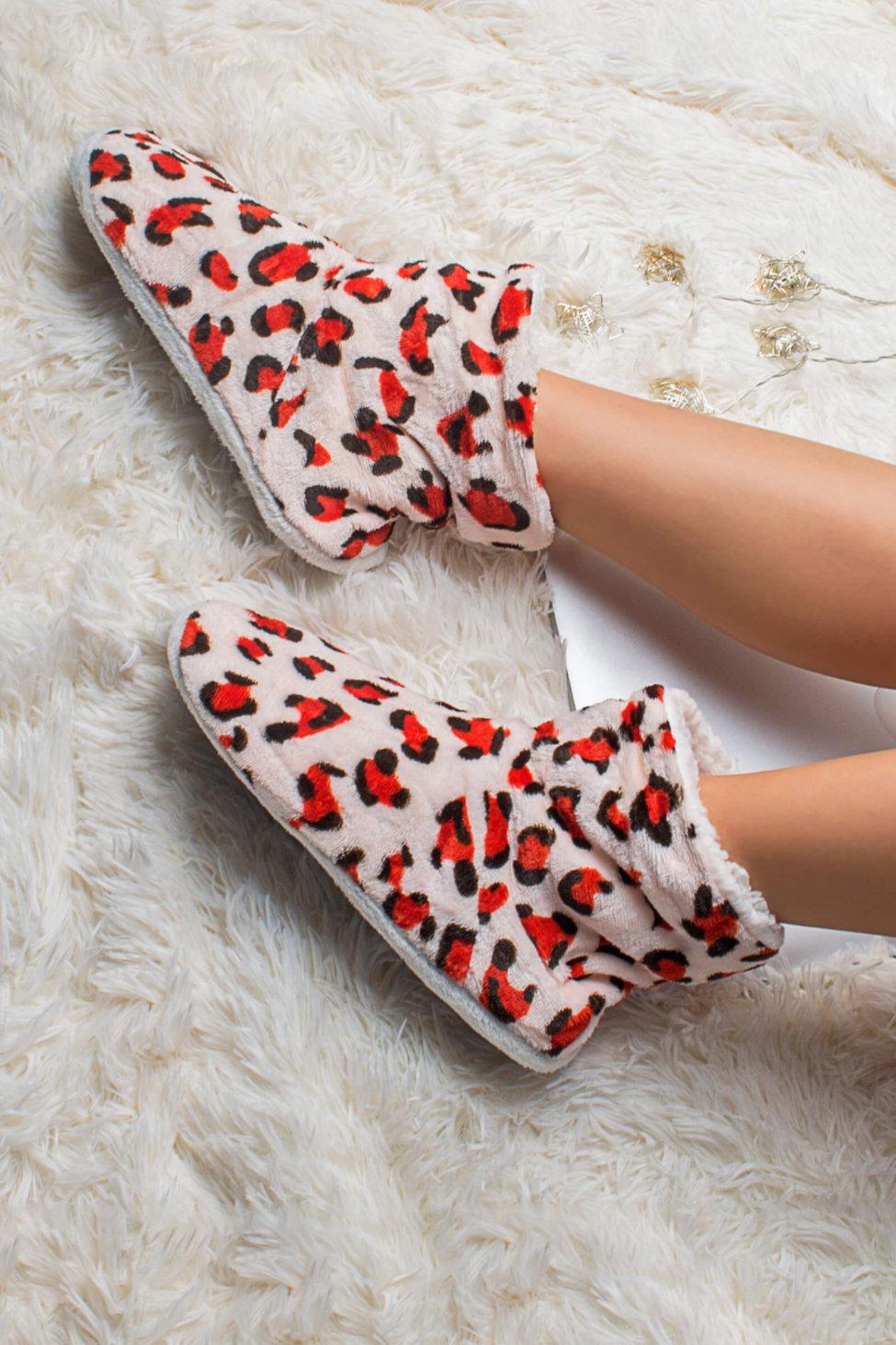 Adda slippers κόκκινο