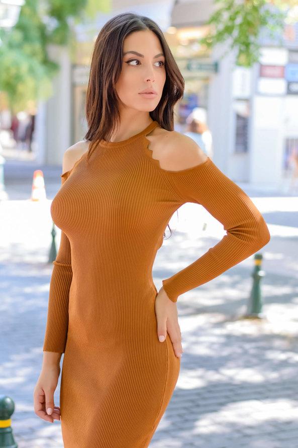 ΜΙΝΤΙ ΦΟΡΕΜΑΤΑ Village φόρεμα εκάι