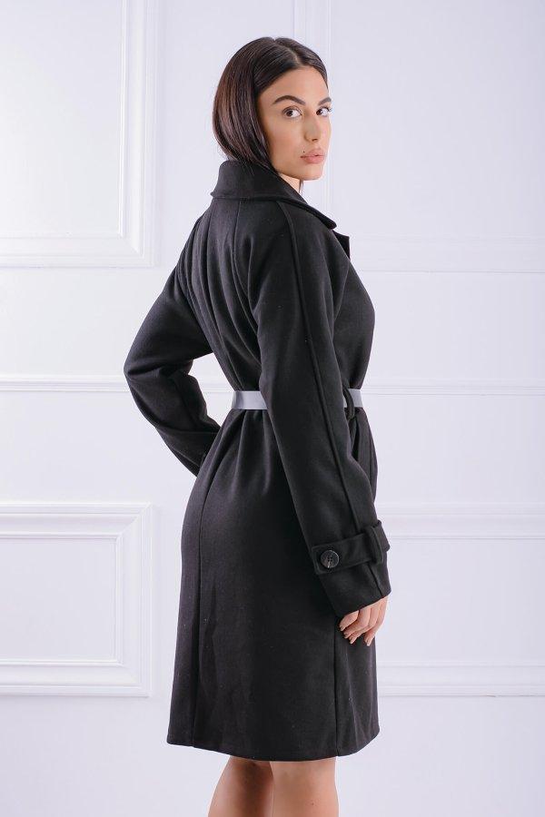 ΠΑΛΤΟ Brag παλτό μαύρο