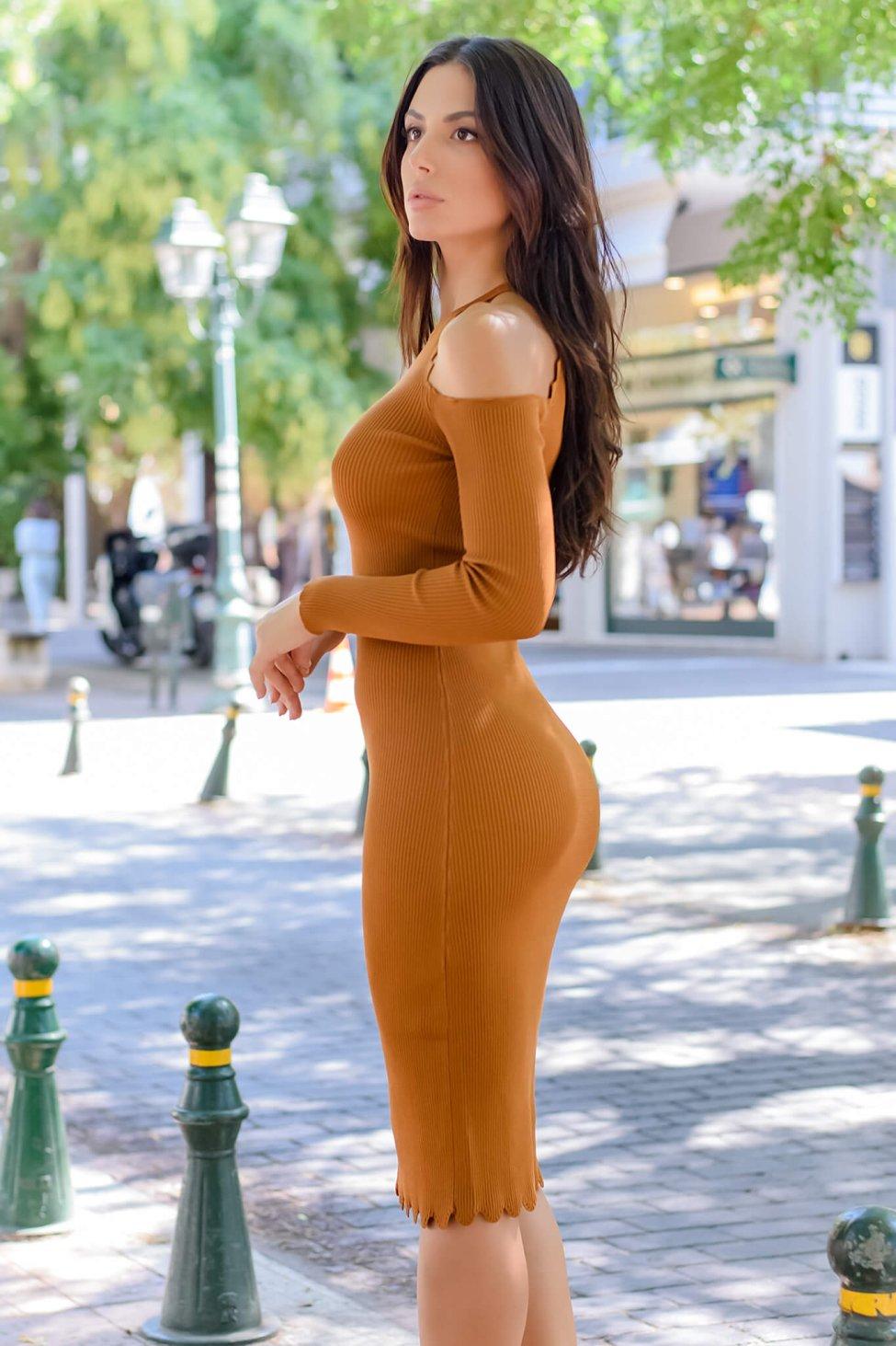 Village φόρεμα εκάι