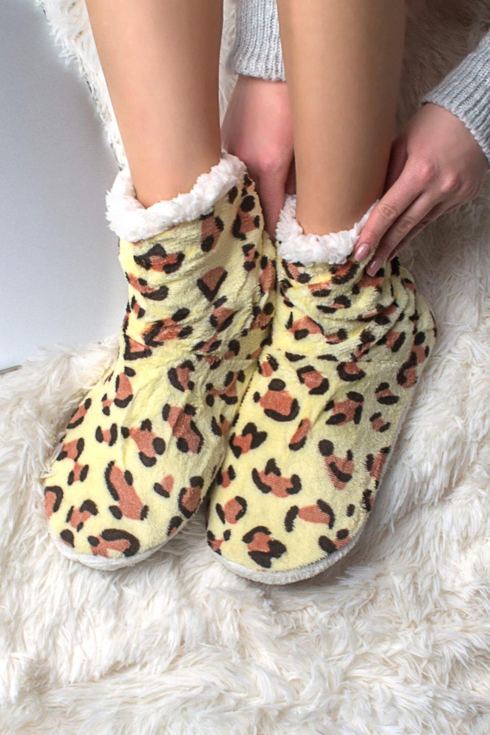 Adda slippers κίτρινο
