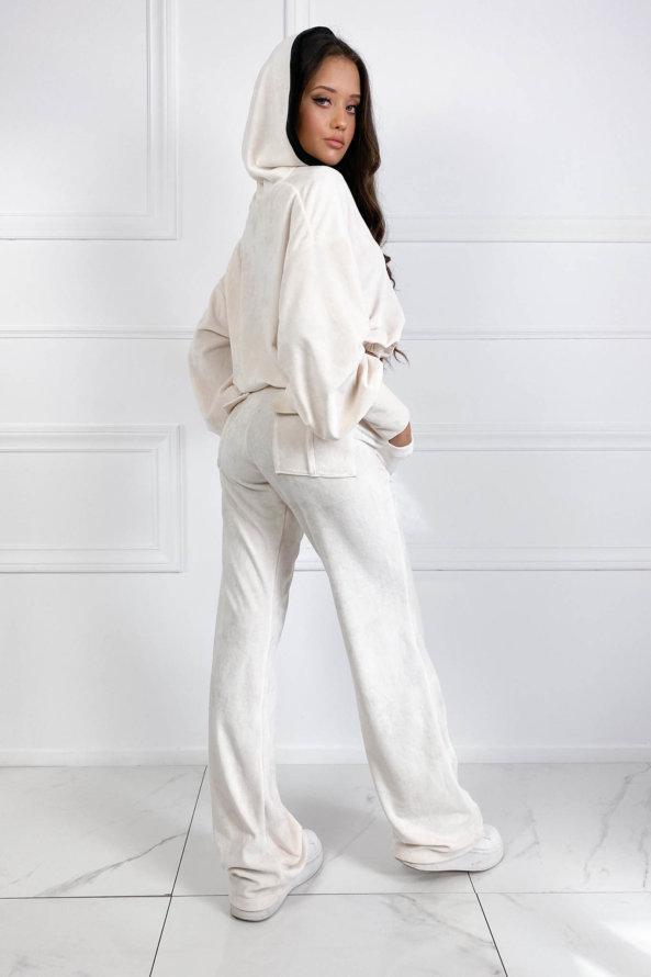 ΠΑΝΤΕΛΟΝΙΑ Juicy παντελόνι off white
