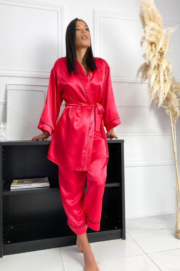 LINGERIE Free homewear κόκκινο