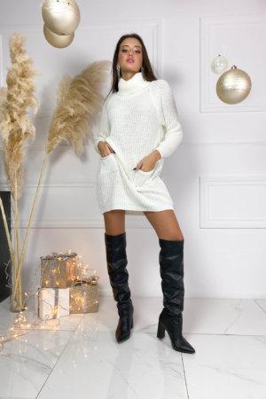 ΜΙΝΙ ΦΟΡΕΜΑΤΑ Aloof φόρεμα λευκό