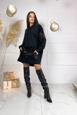 ΜΙΝΙ ΦΟΡΕΜΑΤΑ Organise φόρεμα μαύρο