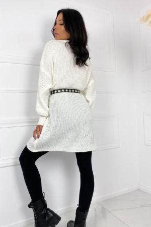 ΜΙΝΙ ΦΟΡΕΜΑΤΑ Link φόρεμα λευκό