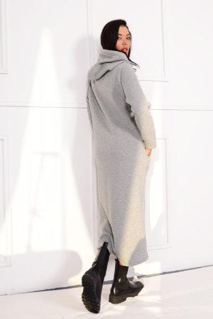 ΜΙΝΤΙ ΦΟΡΕΜΑΤΑ Regain φόρεμα γκρι