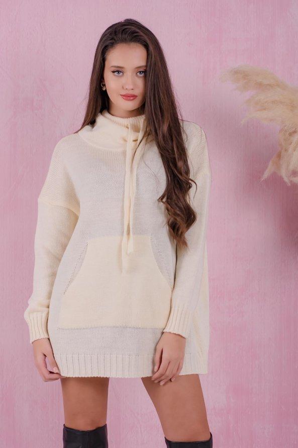 ΜΙΝΙ ΦΟΡΕΜΑΤΑ Charter φόρεμα off white