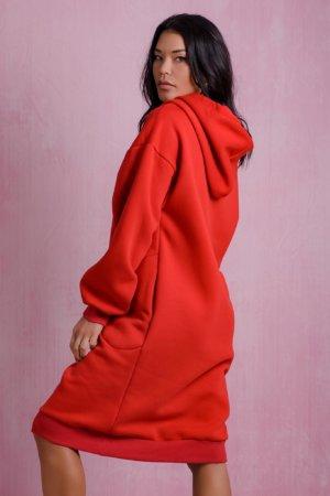 ΜΙΝΤΙ ΦΟΡΕΜΑΤΑ Tread φόρεμα κόκκινο