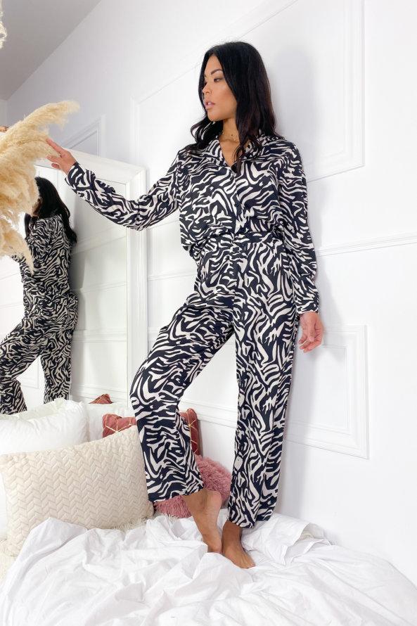 ΝΕΕΣ ΑΦΙΞΕΙΣ Salacious homewear zebra
