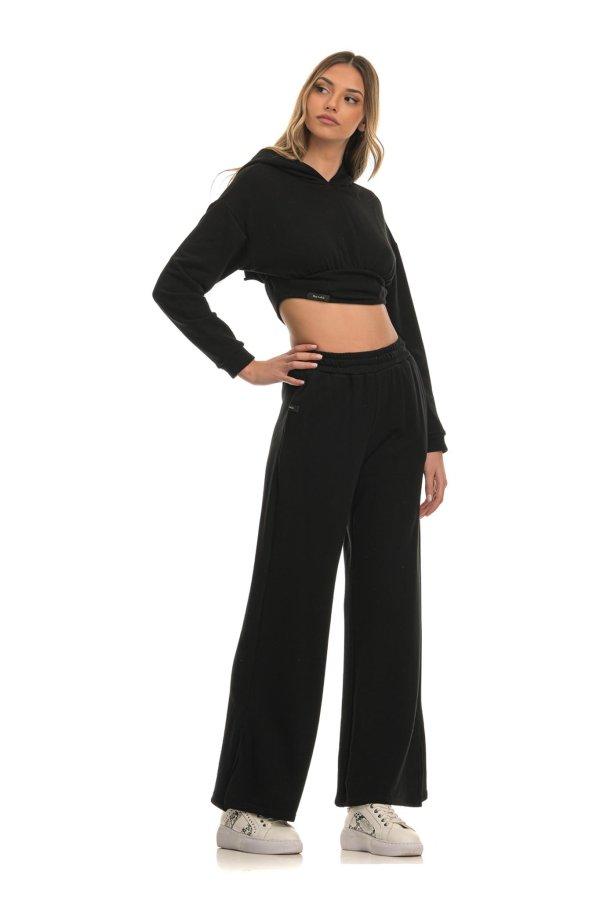 Afterhours παντελόνι μαύρο