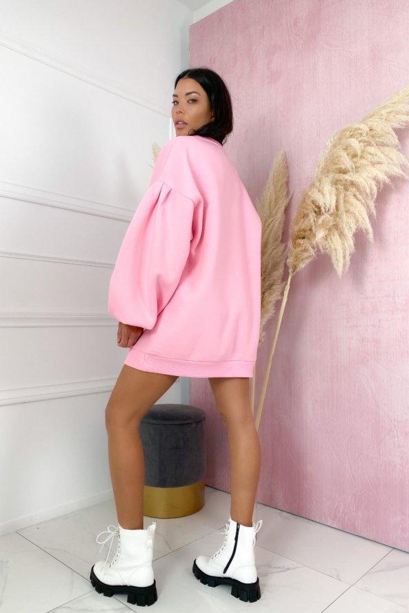 ΜΙΝΙ ΦΟΡΕΜΑΤΑ Bambaloo φόρεμα ροζ