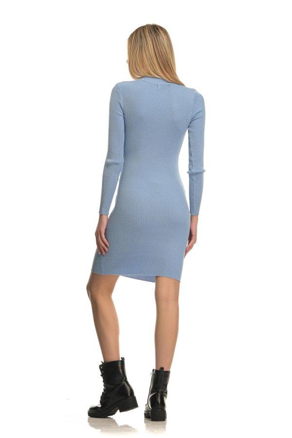 ΜΙΝΤΙ ΦΟΡΕΜΑΤΑ Urge φόρεμα σιελ