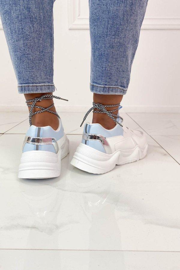 ΑΘΛΗΤΙΚΑ Affection sneakers σιελ