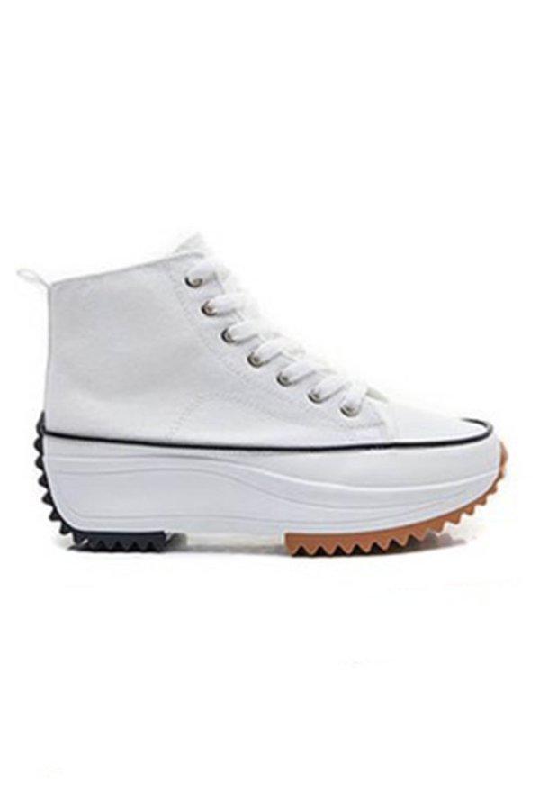 ΑΘΛΗΤΙΚΑ Chase sneakers λευκό