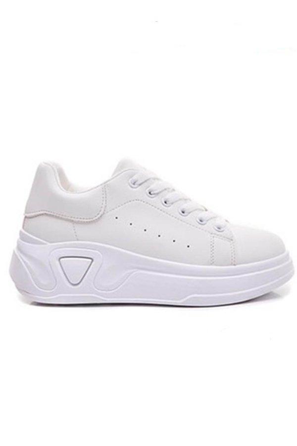 ΑΘΛΗΤΙΚΑ Diablo sneakers λευκό
