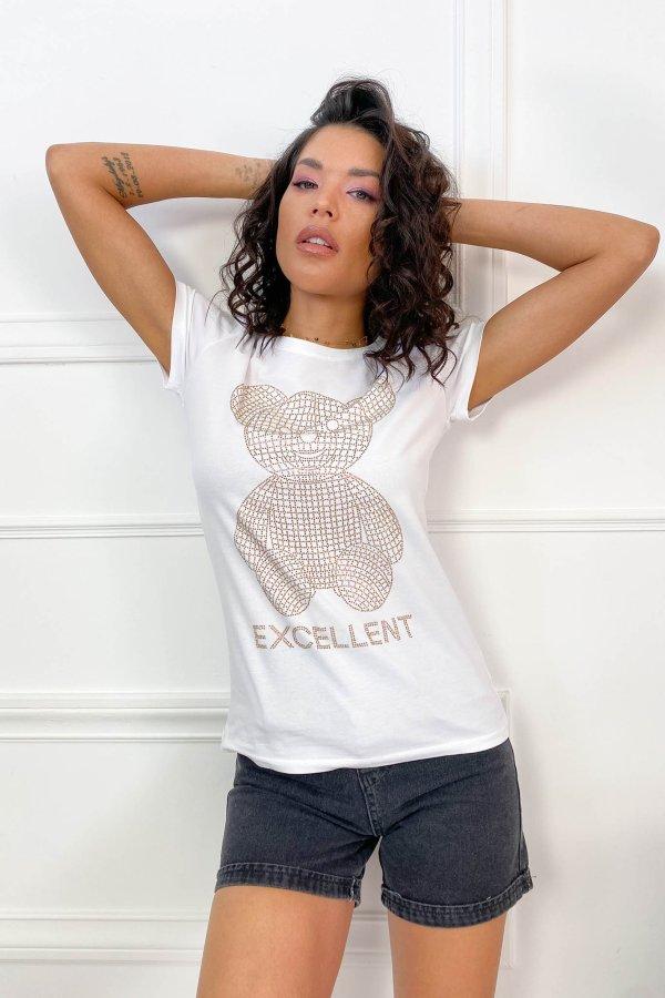 TSHIRTS Little Bear t-shirt λευκό