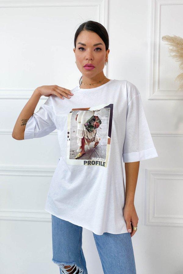 TSHIRTS Susan t-shirt λευκό