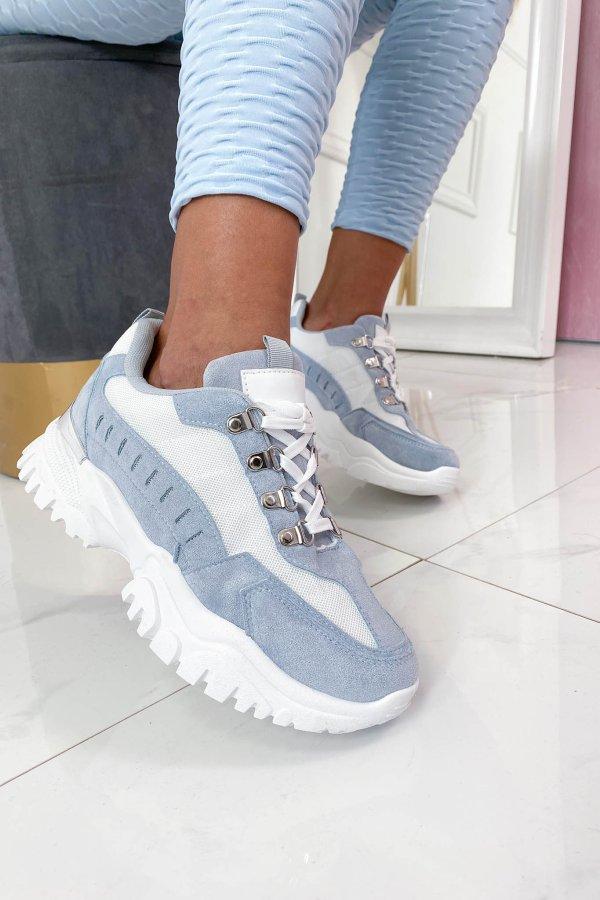 ΑΘΛΗΤΙΚΑ Stimulation sneakers σιελ