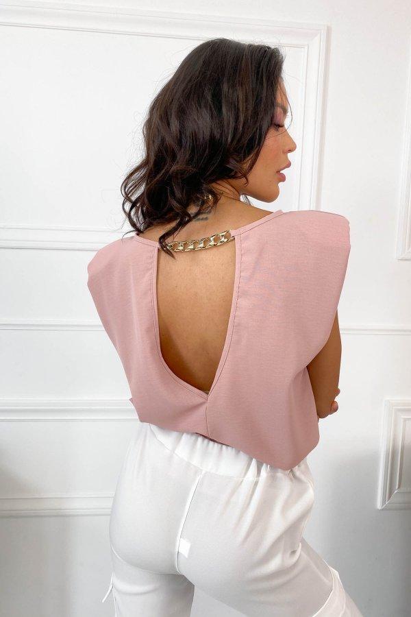 ΜΠΛΟΥΖΕΣ Workshop μπλούζα ροζ
