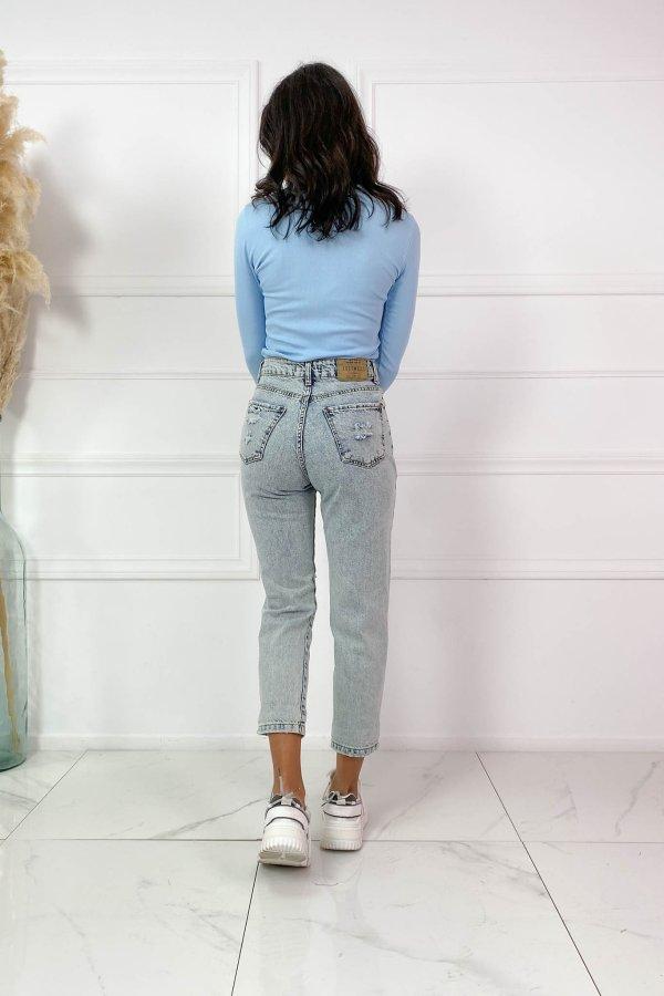 TZIN ΡΟΥΧΑ Rango τζιν παντελόνι μπλε