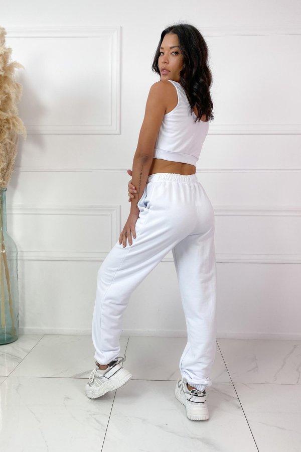 ΠΑΝΤΕΛΟΝΙΑ Product παντελόνι λευκό