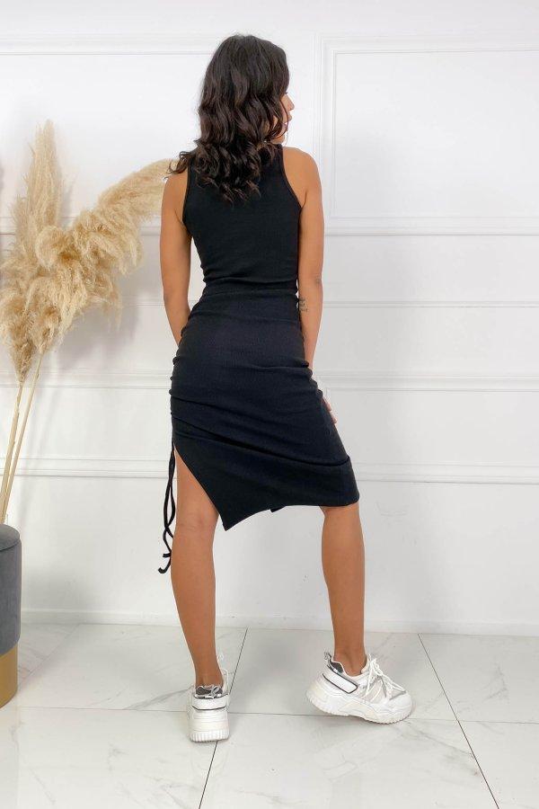 ΜΙΝΤΙ ΦΟΡΕΜΑΤΑ Glance φόρεμα μαύρο