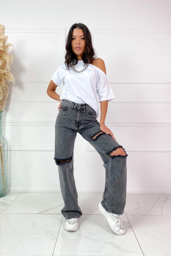 Artificial τζιν παντελόνι μαύρο