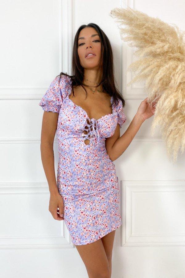 ΦΟΡΕΜΑΤΑ Econobox φόρεμα λιλά