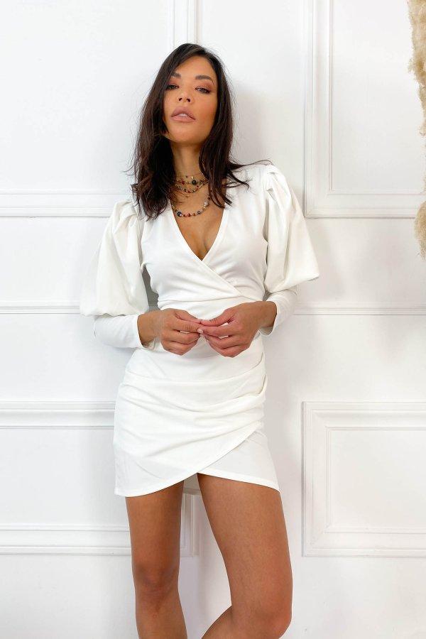 Private φόρεμα λευκό