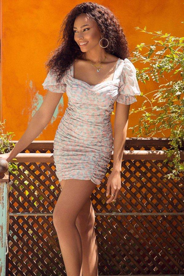 Award φόρεμα σιελ