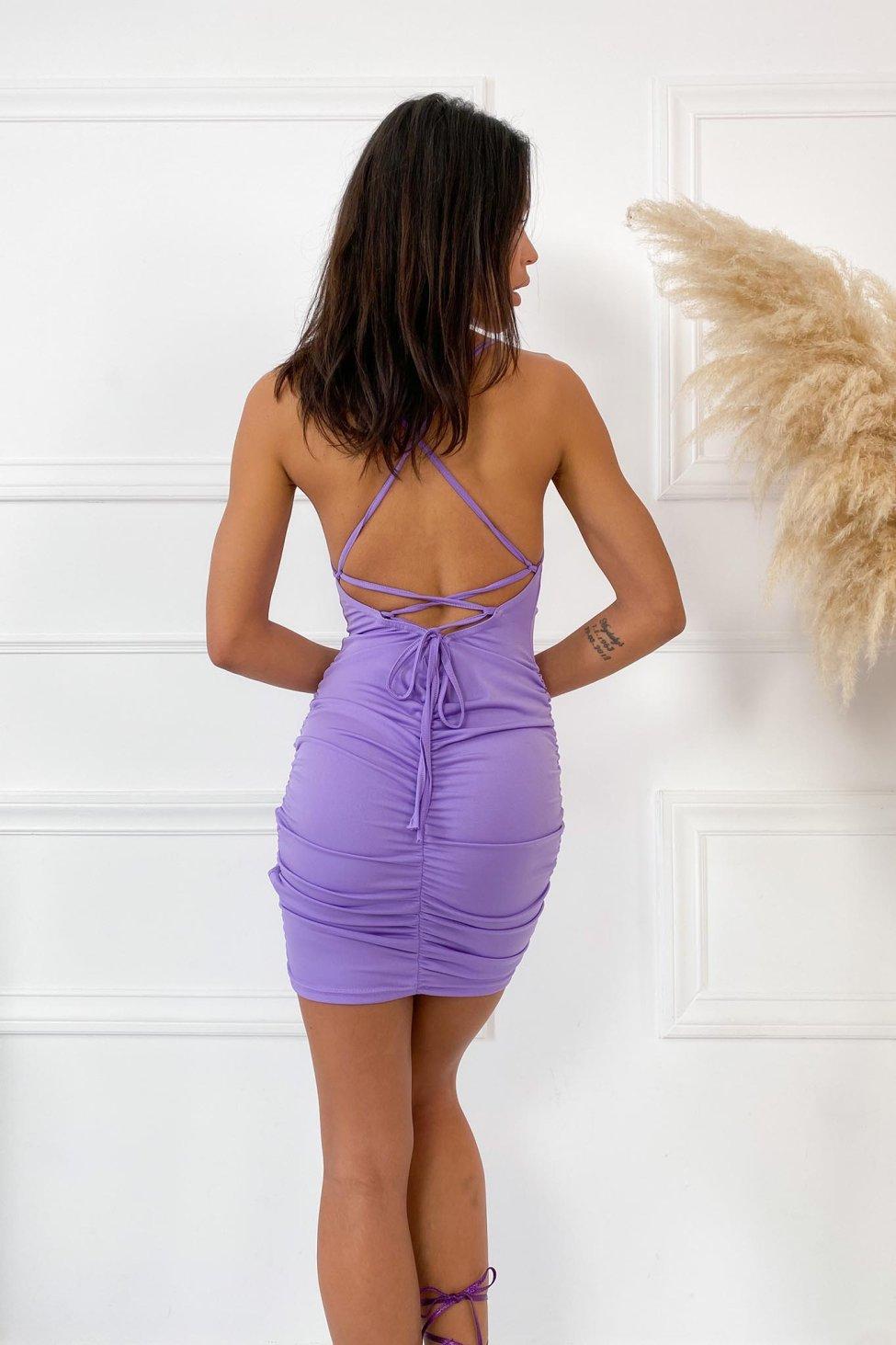 Milla φόρεμα λιλά