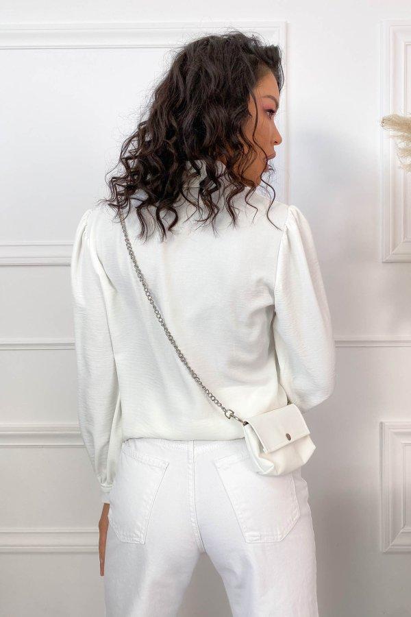 ΠΟΥΚΑΜΙΣΑ Lass πουκάμισο λευκό