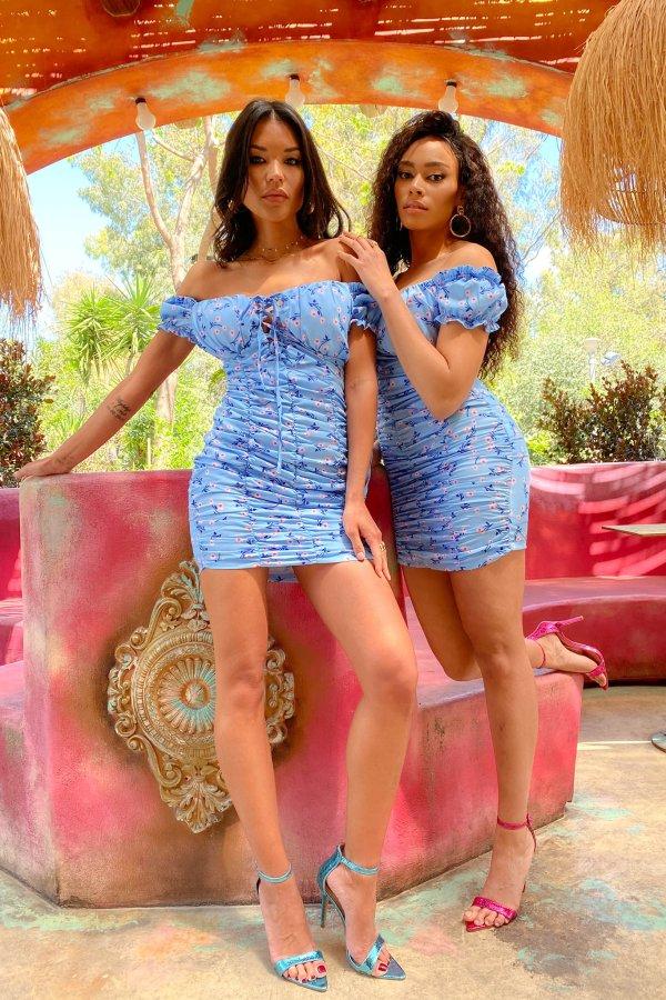 ΦΟΡΕΜΑΤΑ Surface φόρεμα σιελ