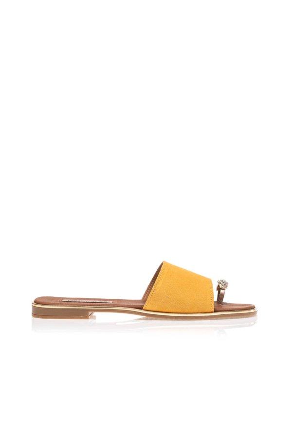 ΣΑΝΔΑΛΙΑ Persist σανδάλια κίτρινο