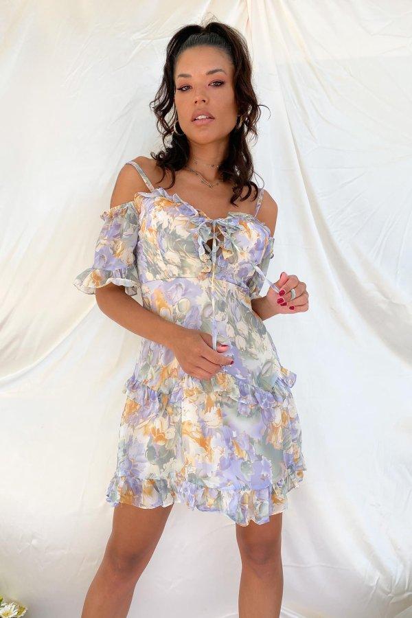 Citizen φόρεμα σιελ