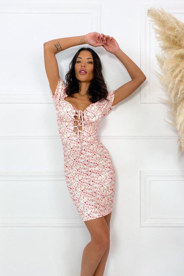 ΦΟΡΕΜΑΤΑ Econobox φόρεμα σομόν