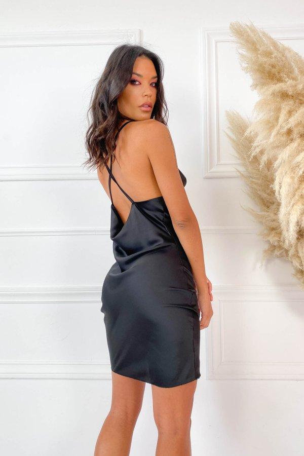 ΦΟΡΕΜΑΤΑ Bite φόρεμα μαύρο