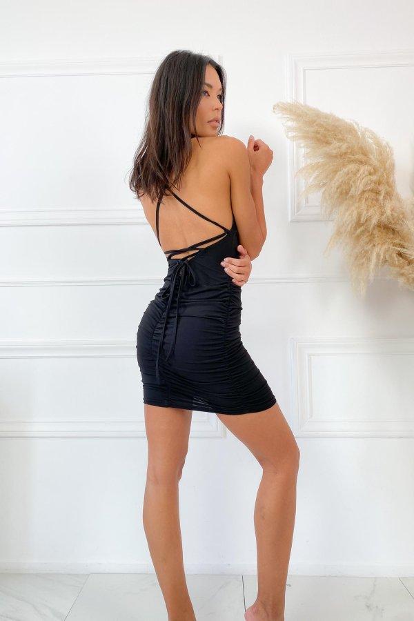 ΦΟΡΕΜΑΤΑ ΠΡΟΣΦΟΡΕΣ Milla φόρεμα μαύρο