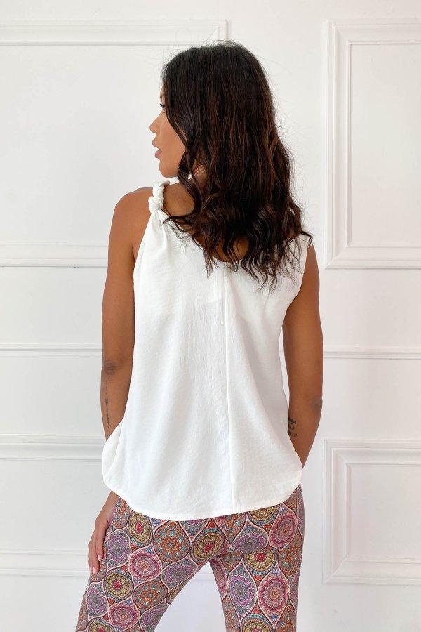 ΜΠΛΟΥΖΕΣ Aldis μπλούζα λευκό