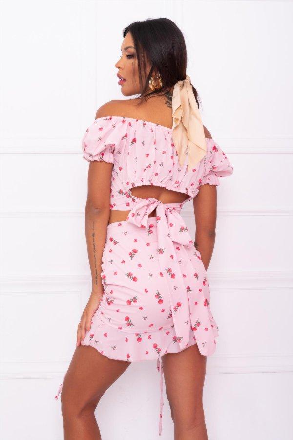 Bacardi σετ ροζ