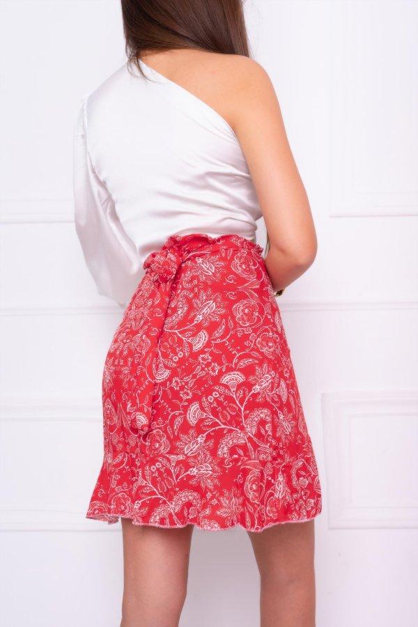 ΠΑΝΤΕΛΟΝΙΑ SALES Elvor φούστα κόκκινο