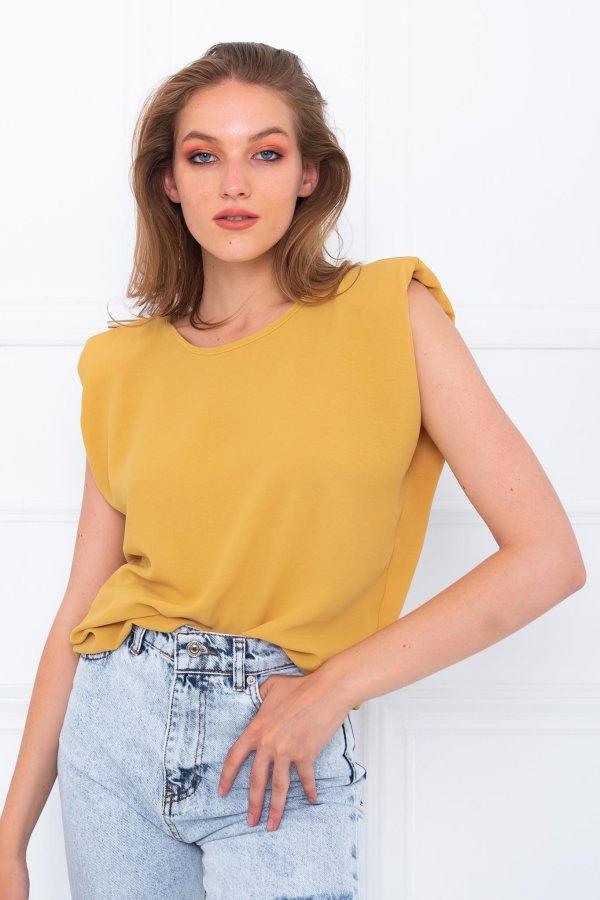 ΜΠΛΟΥΖΕΣ Workshop μπλούζα κίτρινο