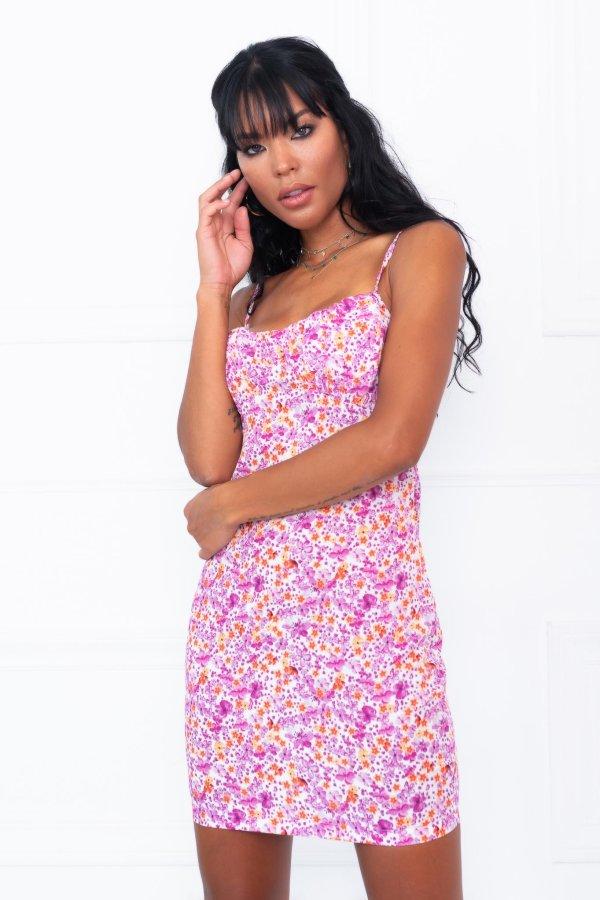 Puerto Rico φόρεμα ροζ