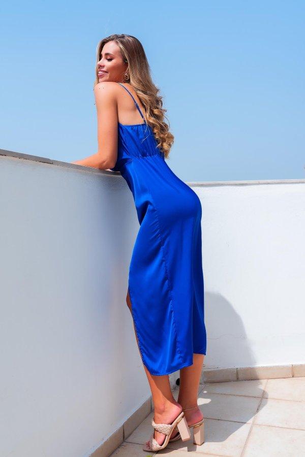 ΜΑΞΙ ΦΟΡΕΜΑΤΑ Wander φόρεμα μπλε