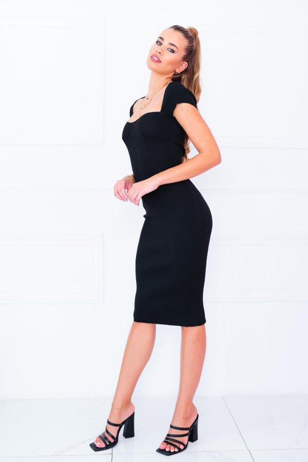 ΦΟΡΕΜΑΤΑ SALES Eday ριπ φόρεμα μαύρο