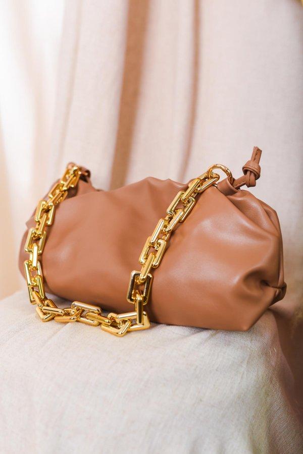 ΤΣΑΝΤΕΣ Art τσάντα κάμελ