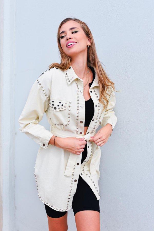 ΤΖΑΚΕΤ McNeil jacket off white