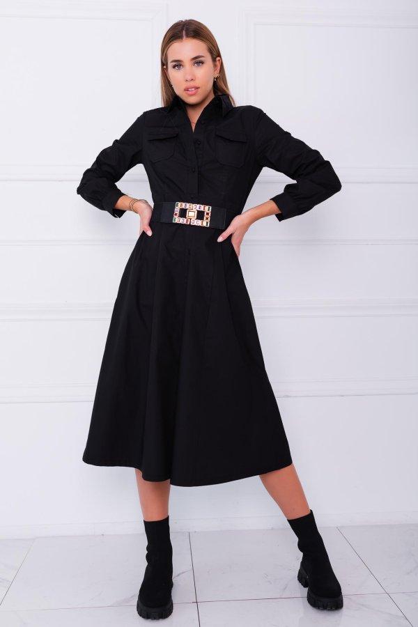 ΜΙΝΤΙ ΦΟΡΕΜΑΤΑ Conception φόρεμα μαύρο