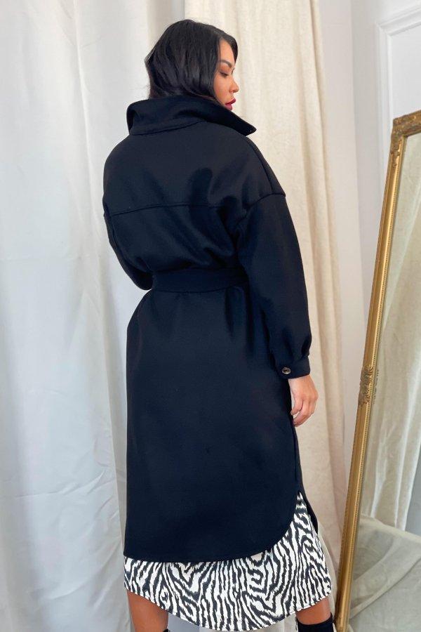 ΠΑΛΤΟ America παλτό μαύρο